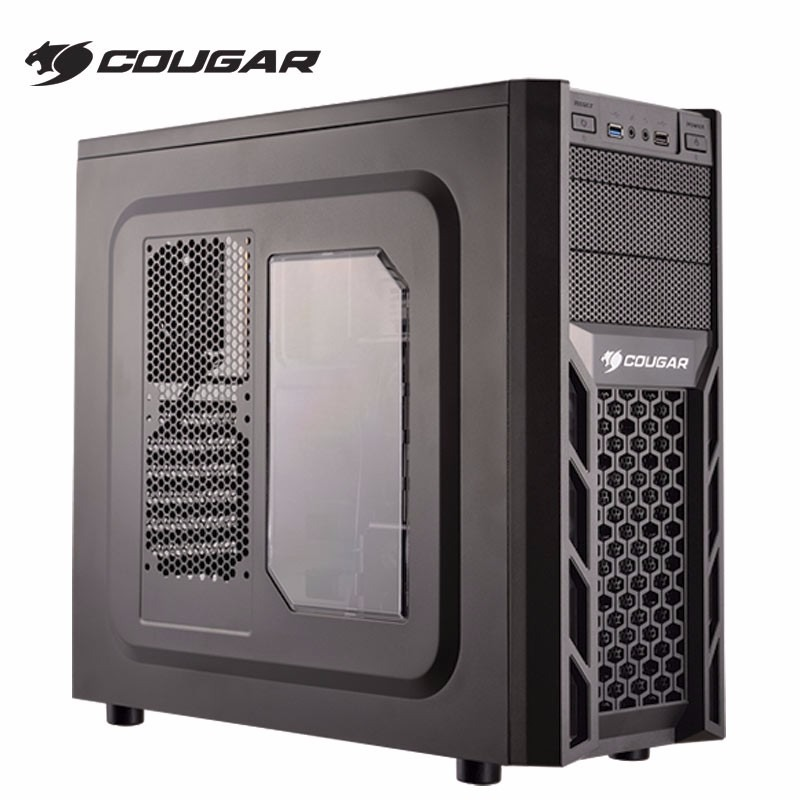 Cougar Solution 2 ATX Mid Tower NO PS