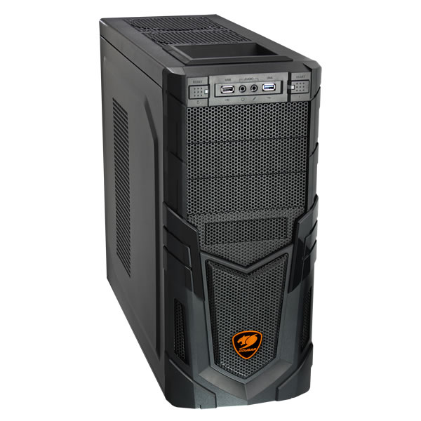 Cougar VOLANT ATX Mid Tower NO PS