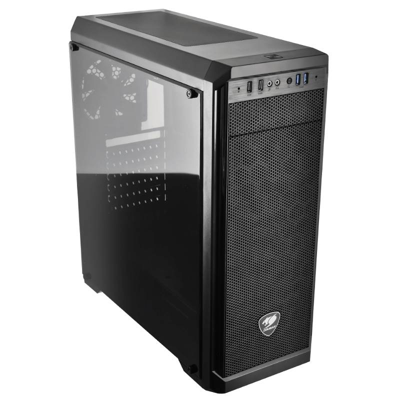 Cougar MX330 ATX Mid Tower NO PS