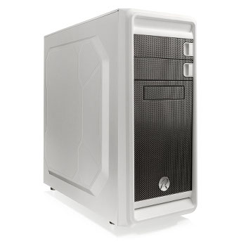 Raijintek Arcadia Mid Tower Case White