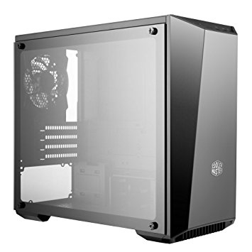 Cooler Master Masterox Lite 3.1 Tempered Glass mATX case