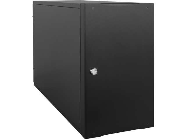 iStar S-917 Black Compact Stylish Mini-ITX Enclosure w/o PS