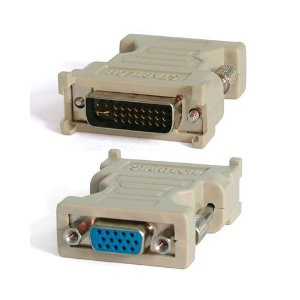Generic DVI-I Dual Link to VGA Adapter