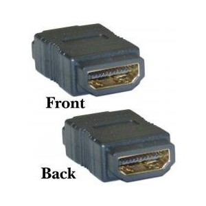 Generic HDMI-A Female To Female Adapter