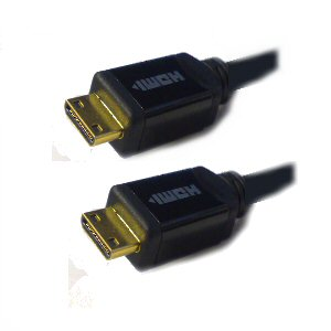 Generic 6' HDMI-C to HDMI-A M/M Cable