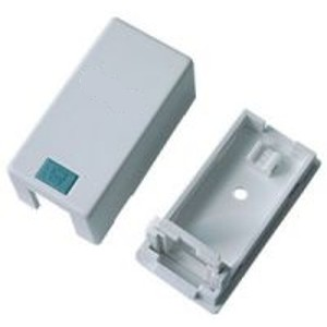 Generic Network Keystone 1 Port Box