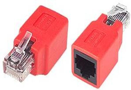 RJ45 Cat6 Crossover Adapter