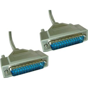 Generic Printer 25' DP25 Male to DP25 Male Cable