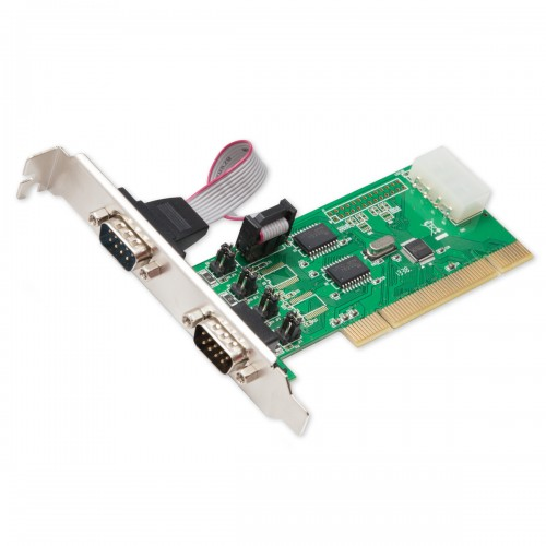 Syba Dual Serial PCI Card SD-PCI15039