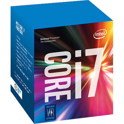 LGA1151 Intel Core i7-7700 3.6Ghz 8MB Kaby Lake Quad BX80677I777
