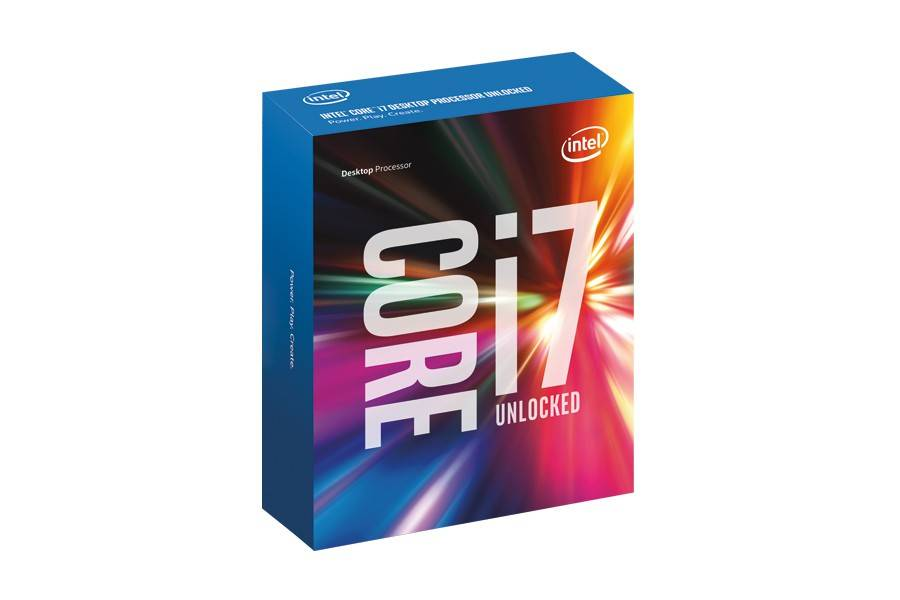 LGA1151 Intel Core i7-7700K 4.2Ghz 8MB Kaby Lake Qua NO FAN BX80