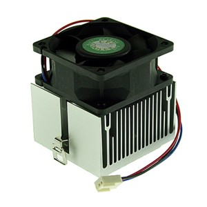 Evercool EC-ND-9 socket 462/370 CPU cooler