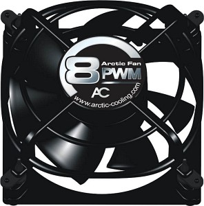 Arctic Cooling 8PWM 80mm Case Fan