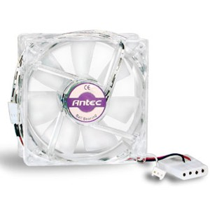 Antec 80mm Pro Series Double Ball-Bearing Case Fan