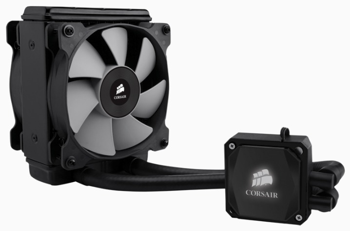 Corsair Hydro Series H80i GT Water Cooler