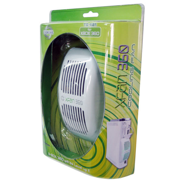 Evercool XFan360 XBOX360 Console Turbo Cooling Fan TG-P1