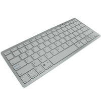 "Generic 12"" Bluetooth Keyboard BK3012BA-SILVER"