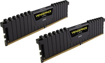 64GB KIT 4x16GB DDR4-2666 PC4-21300 Corsair Vengeance LPX