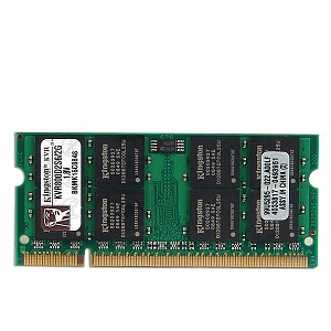 Crucial 2GB DDR2-800 PC2-6400 SODIMM 200PIN Memory CT25664AC800