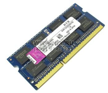 SoDimm Kingston 4GB DDR3-1333 PC3-10600 204PIN Memory