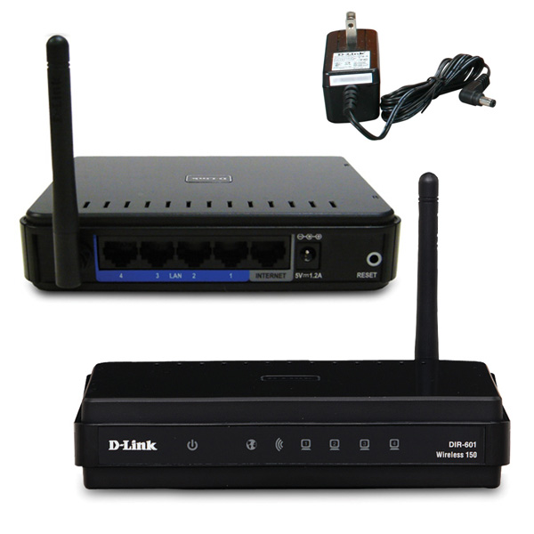 D-Link Wireless-N Router DIR-601