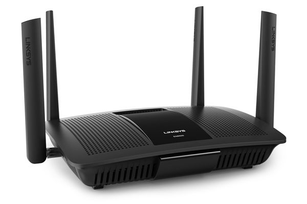 Linksys Max-stream AC2600 Mu-Mimo Smart Wi-fi Router EA8500