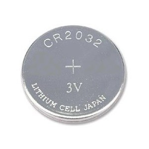Generic CR-2032 CMOS Battery