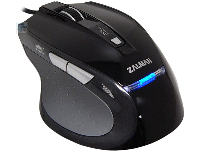 Zalman M400 1600dpi Optical Gaming Mouse USB