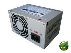 High Power 400W 1/2 size power supply