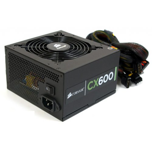 600W ATX Corsair CX600 80+ BRONZE Certified CP-9020048-NA