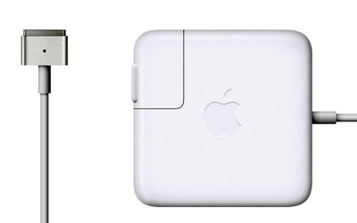 45W AC Apple Original MagSafe2 MacBook Air Adapter