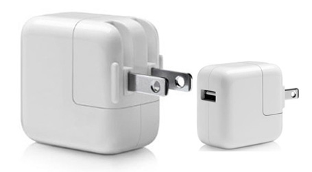 Apple OEM iPad, iPhone, iPod 10 Watt USB Wall Charger