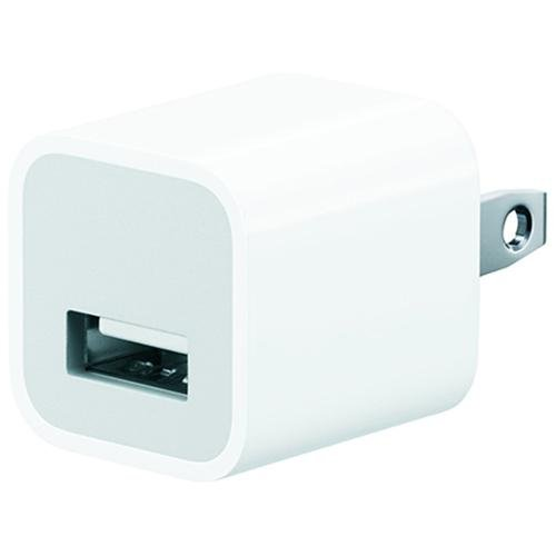 Apple Compatible USB Home Wall Charger Power Adapter 5V /1A For