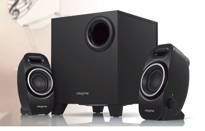 Creative 2.1 Speakers A250