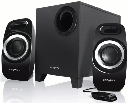 Creative 2.1 Speakers T3300