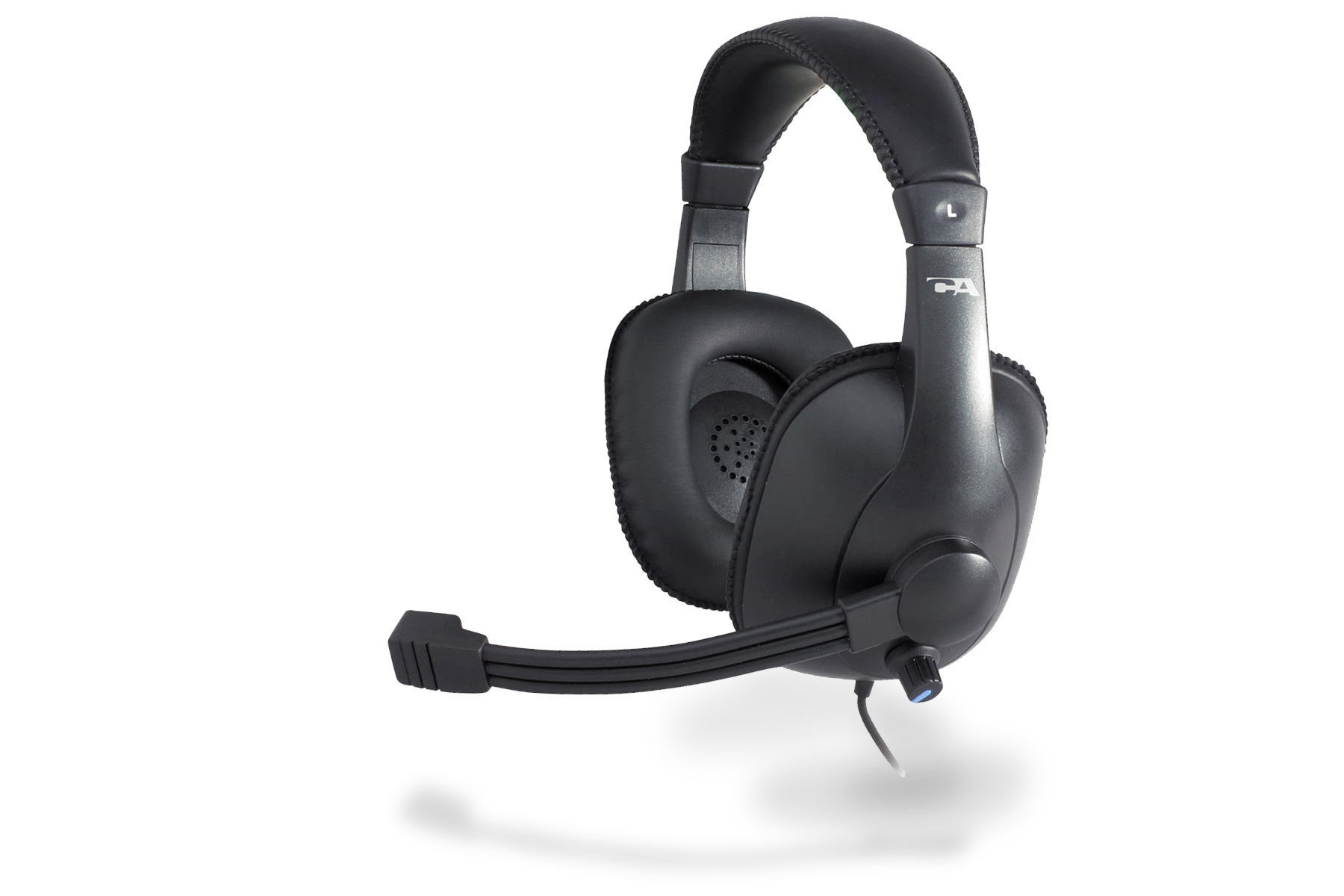 Cyber Acoustics AC-960 Stereo Headset and Boom Mic