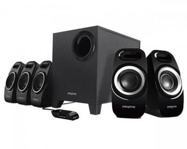 Creative Inspire 5.1 T6300 Speakers
