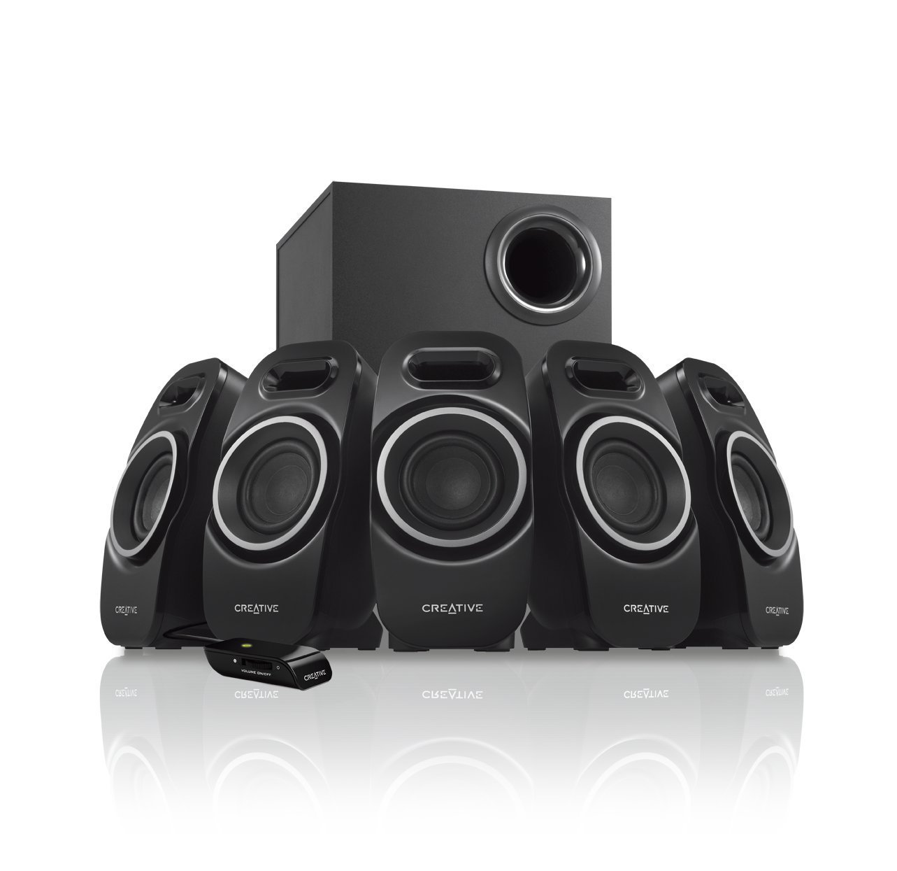 Creative A550 5.1 Gaming Speakers