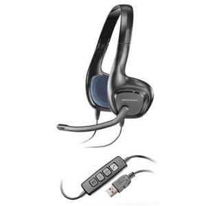 Plantronics AUDIO628 Stereo PC USB Headset Skype