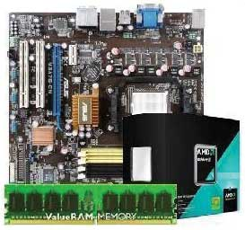 AMD Socket AM3 Bundle