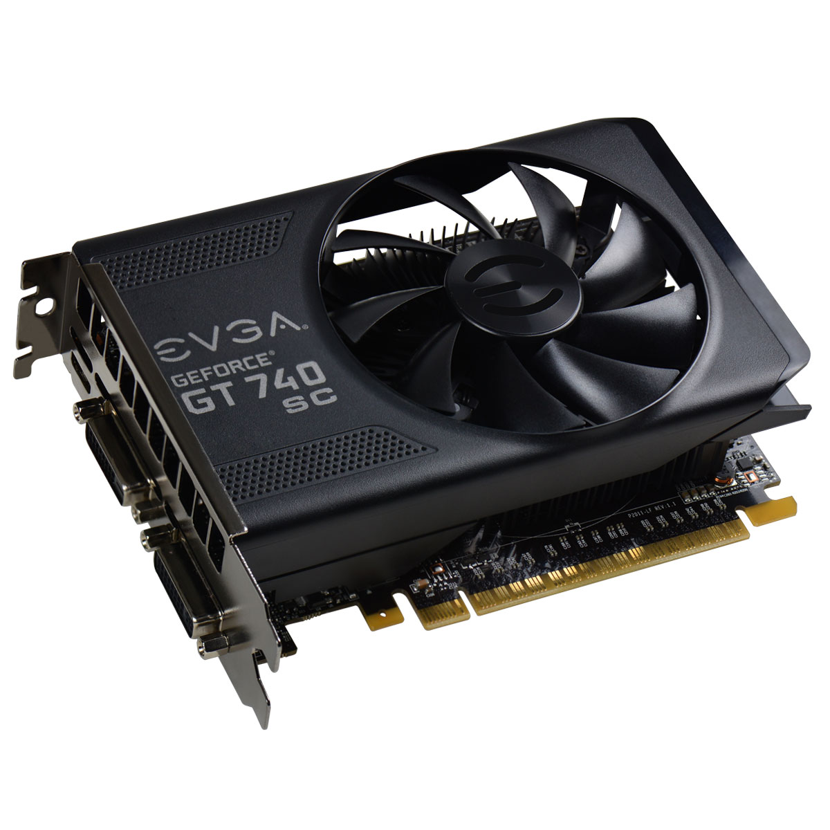 EVGA 4GB GeForce GT740 SC DDR5 PCIe 04G-P4-2744-KR